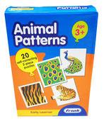 諾貝兒益智玩具Frank 全腦開發Animal Patterns 動物圖案