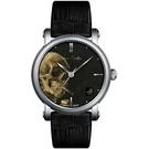 梵谷Van Gogh Swiss Watch梵谷經典名畫男錶 Gent 06-1 骷髏頭