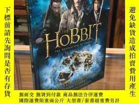 二手書博民逛書店The罕見Hobbit: the Desolation of S