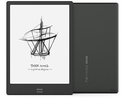 【BOOX Note 2】10.3吋8核心電子書閱讀器(贈筆及書套)