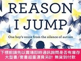 二手書博民逛書店The罕見Reason I JumpY454646 Naoki Higashida 著 Sceptre IS