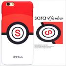 3D 精靈寶可夢 必備 寶貝球 燦爛紅 iPhone 6 6S Plus 5 S6 S7 10 M9+ A9 820 zenfone3 C5 Z5 Z5P M5 X XA G5 G4 J7 手機殼
