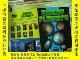 二手書博民逛書店explo罕見our solar system dwarf planets 探索我們太陽系的矮行星Y18089