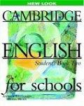 二手書博民逛書店《Cambridge English for Schools: