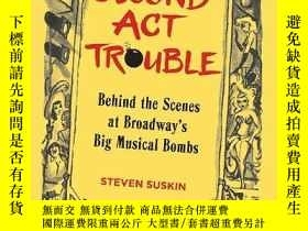 二手書博民逛書店Second罕見Act Trouble: Behind the