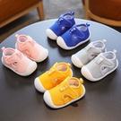 嬰兒學步鞋軟底輕便防滑兒童男童女寶寶鞋夏季透氣包頭涼鞋1-3歲2