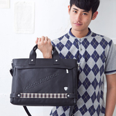 手提包 金安德森 專業型男風 品味兩用手提公事包