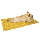 寵物冰墊夏季物理降溫神器制冷凝膠冰涼墊坐墊避暑狗狗涼墊 快速出貨