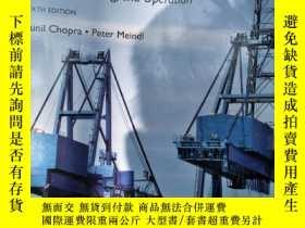 二手書博民逛書店supply罕見chain management strategy planning and operation奇