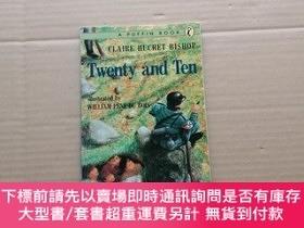 二手書博民逛書店twenty罕見and ten(英文原版)Y6886 Claire Bisho Puffin; Reprint