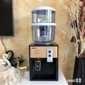 臺式飲水機制冷制熱家用 凈水桶 過濾桶 凈水器 自來水過濾可直飲 LR8166【Sweet家居】