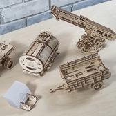 【海思】Ugears 自我推進模型 - 卡車改造配件