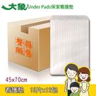 【大象】保潔看護墊-抗菌除臭新升級 45x70cm / 15片x12包/箱