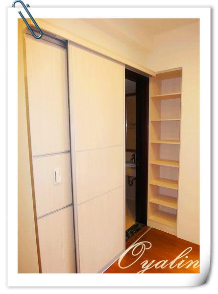 【歐雅 系統家具 】鋁框拉門衣櫃