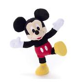 T-ARTS 巧巧人偶 可調整姿勢 迪士尼 米奇 玩偶