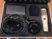 凱傑樂器 中古美品 BEHRINGER T1 頂級 真空管 麥克風 錄音專用