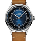 MIDO美度先鋒系列傳承者脈搏腕錶 M0404071604000 藍