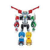 【Voltron 】五獅合體頂級傳奇公仔╭★ JOYBUS玩具百貨