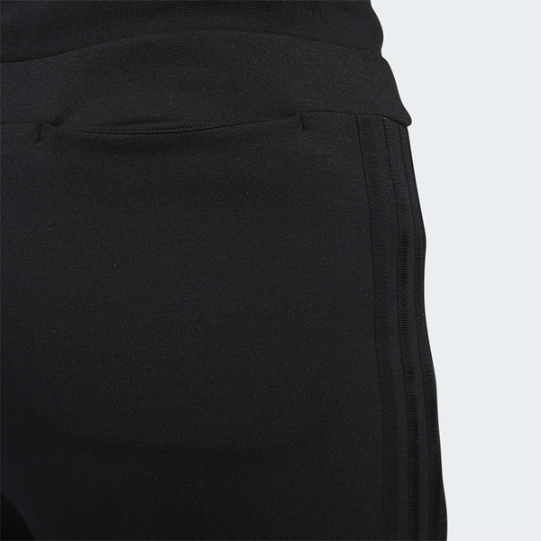 【現貨】ADIDAS MUST HAVES 女裝 長褲 休閒 可調式彈性腰頭 拉鍊口袋 束口 黑【運動世界】GF0169
