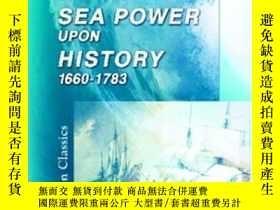 二手書博民逛書店The罕見Influence Of Sea Power Upon History, 1660-1783Y364