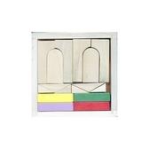 世一 五形五色積木盒