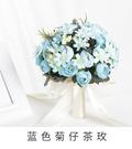 高檔新娘手捧花