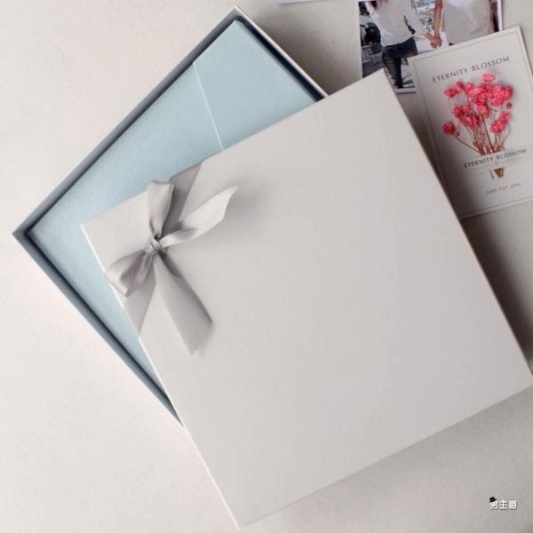 相簿/相本diy相冊本自黏式手工相簿影集 浪漫情侶家庭寶寶成長創意禮物 快速出貨