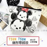 ~小時候 屋~迪士尼  甜點米奇TSUM TSUM 迷你梯形零錢包鑰匙包