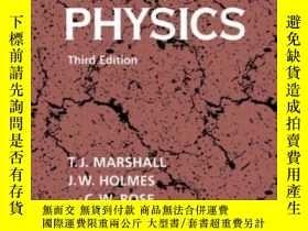 二手書博民逛書店Soil罕見PhysicsY255562 T. J. Marsh