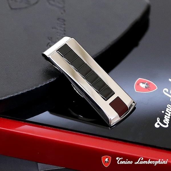 藍寶堅尼Tonino Lamborghini IL PRIMO Red 錢夾 鈔票夾 防抗過敏 SUS316L頂級不鏽鋼 義大利精品