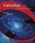 二手書博民逛書店《Calculus: A Complete Course (5t