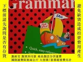 二手書博民逛書店英文原版繪本Spelling罕見And Grammar拼寫和語法