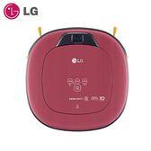 [LG 樂金]WIFI遠控 雙眼小精靈變頻掃地清潔機器人 典雅紅 VR66713LVM