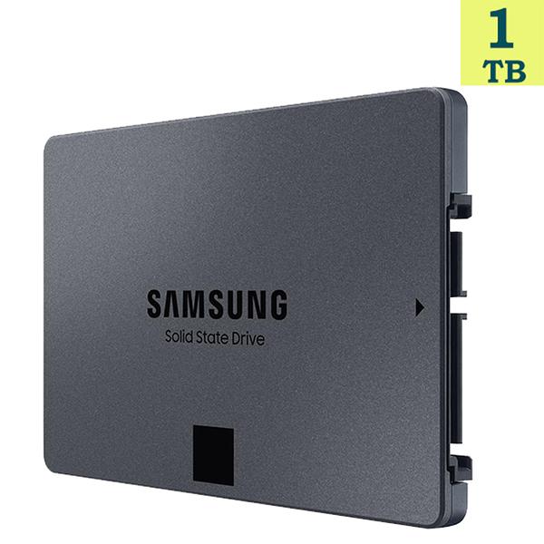 """【免運】SAMSUNG 1TB 1T【860 QVO】SSD MZ-76Q1T0BW 2.5"""" SATA 6Gb/s 固態硬碟"""