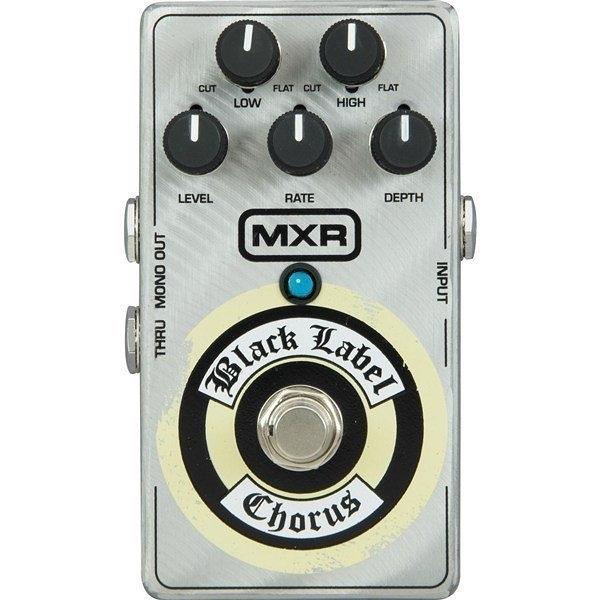 ☆ 唐尼樂器︵☆ Dunlop MXR ZW38 Black Label Chorus 和聲 單顆 效果器