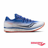 SAUCONY FREEDOM ISO 專業訓練鞋-純白x漸層海藍