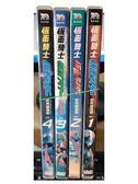 影音專賣店-U00-601-正版DVD【仮面騎士 經典劇場版 1+2+3+4 日語】-套裝動畫