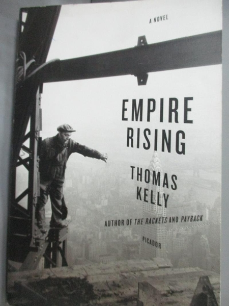 【書寶二手書T8/原文小說_LNK】Empire Rising_Kelly, Thomas