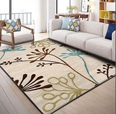地毯 北歐滿鋪可愛簡約現代門墊客廳茶幾沙發地毯臥室床邊毯長方形地墊【快速出貨八折特惠】