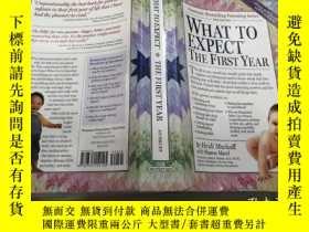 二手書博民逛書店What罕見to expect the first year(第