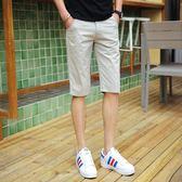 夏季男士短褲休閒5分五分褲運動沙灘夏天韓版寬鬆潮流褲子