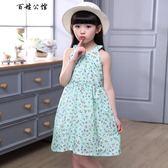 小女孩子連身裙子歲兒童夏季