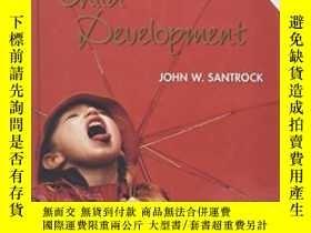 二手書博民逛書店Child罕見Development Eleventh EditionY307751 John Santroc