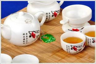 功夫整套茶具香山紅葉