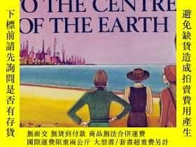 二手書博民逛書店A罕見Journey to the Centre of the Earth (Ladybird Children