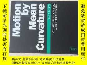 二手書博民逛書店平均曲率運動罕見英文原版 Motion by Mean Curv