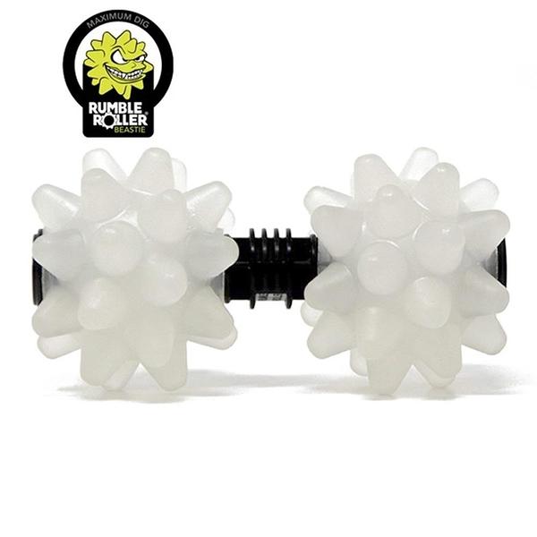 【南紡購物中心】Rumble Roller 標準惡魔花生球 Beastie Peanut 可調整花生球 筋膜舒緩 美國製造