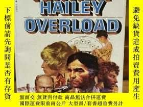 二手書博民逛書店阿瑟·黑利:超載罕見Overload by Arthur Hai