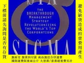 二手書博民逛書店Six罕見Sigma: The Breakthrough Man
