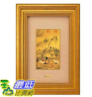 [COSCO代購] W124781 品金品富貴-八駿圖 Golden Painting - Eight Horses